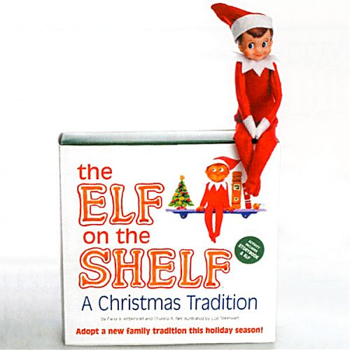 The Elf On The Shelf Pee Your Pants Funny Story From