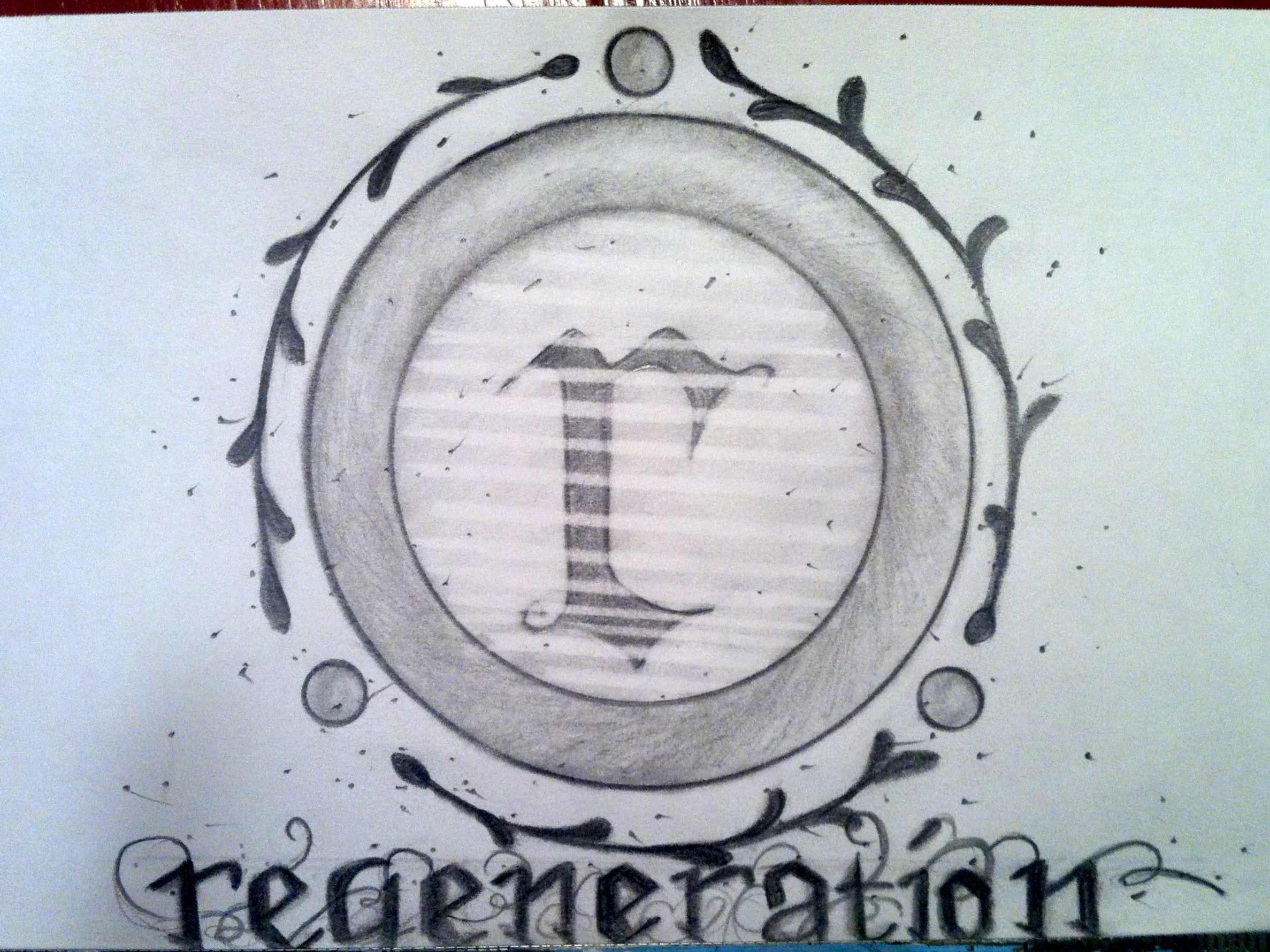 regeneration -r logo